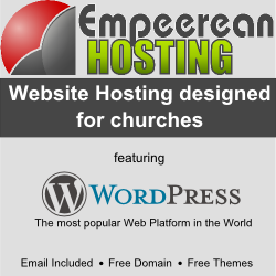 Empeerean Hosting for Churches